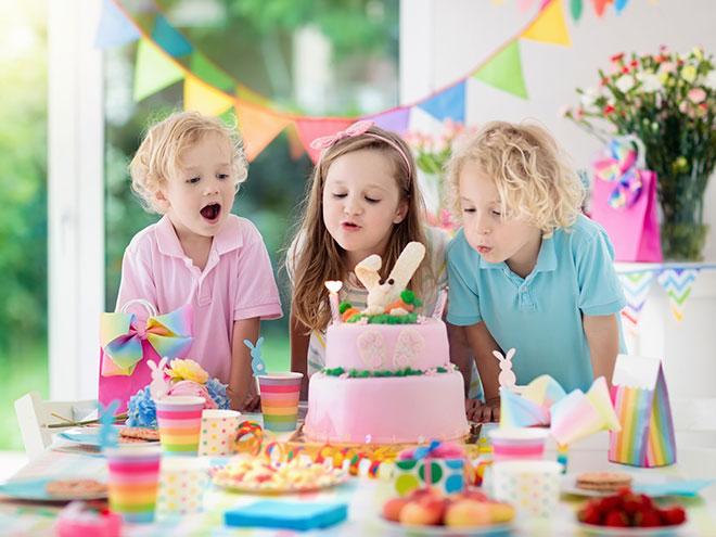 Principaux avantages d'un organisateur d'anniversaire